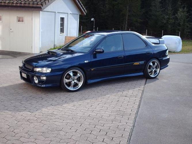 Subaru Impreza Gt Z 252 Ger Tuning Ch